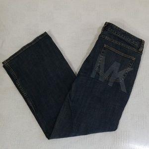 Michael Kors Straight Leg Jeans 10P